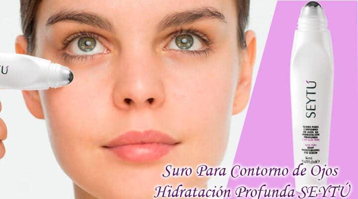 Suero para Contorno de Ojos de Hidratacion Profunda con Aloe Vera