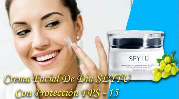 Crema Facial De Dia SEYTU