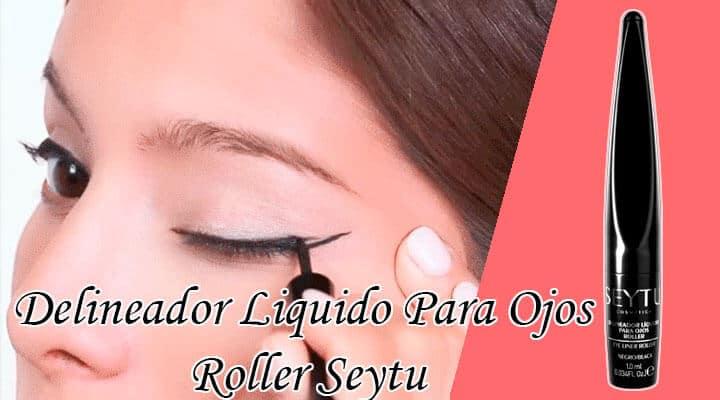 Delineador Liquido Para Ojos Roller Seytu