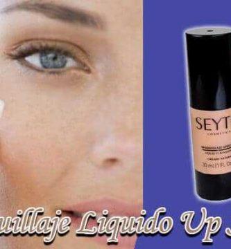 Maquillaje Liquido Up Seytu