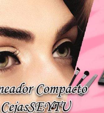 Set Delineador Compacto para Cejas SEYTU