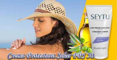 Crema protectora solar seytu png