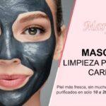 Mascarilla Facial de Limpieza Profunda Carbon Clear Proof Mary Kay