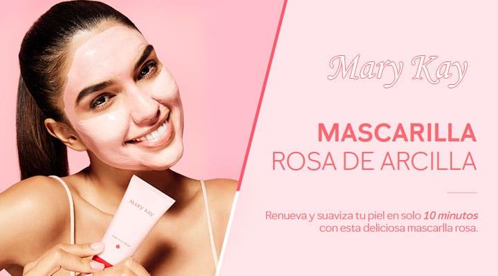 Mascarilla Rosa de Archilla Mary Kay